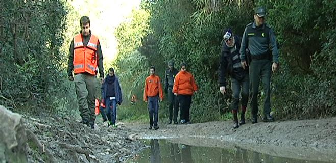 La Guardia Civil sigue buscando a Malén y vuelve a interrogar a su padre