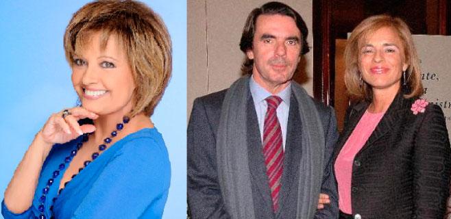 Mª Teresa Campos deberá indemnizar con 60.000 € a los Aznar