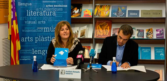 Camps respalda una recopilación con las formas lingüísticas de Balears