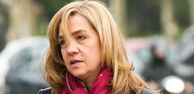 La Abogacía del Estado no aprecia indicios de delito fiscal contra la Infanta