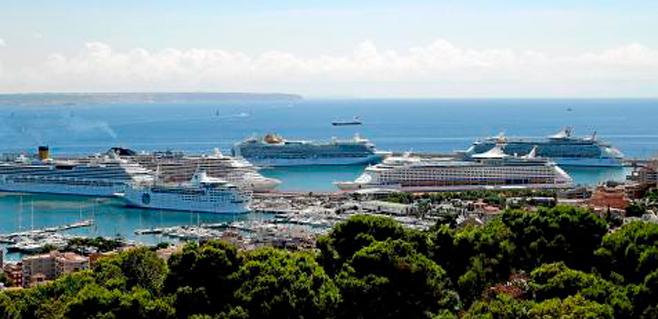 Autoritat Portuària se va a Miami a defender el auge crucerista en Balears