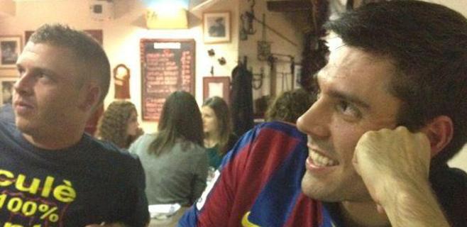 Cerdá Jr., culé y consejero del RCD Mallorca