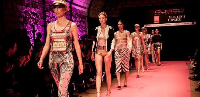 Custo Barcelona inunda de moda Es Baluard