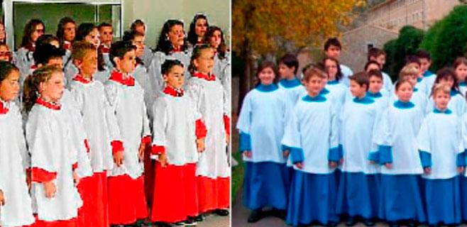Concert de Nadal de los 'Blauets' y 'Vermells'