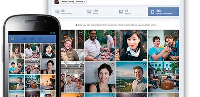 Un 58% de los usuarios españoles está en Facebook