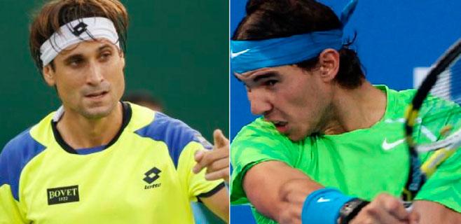 Ferrer elimina a Nadal en Abu Dhabi