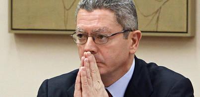 Gallardón no ve 'a priori' motivos para conceder el indulto a Jaume Matas