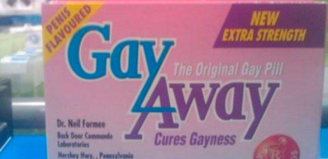 Retiradas unas pastillas que curan la homosexualidad