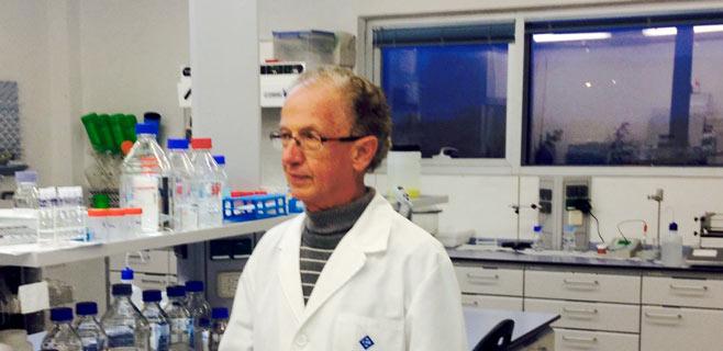 Félix Grases, científico de la UIB