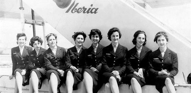 Iberia celebra los 86 años de su primer vuelo
