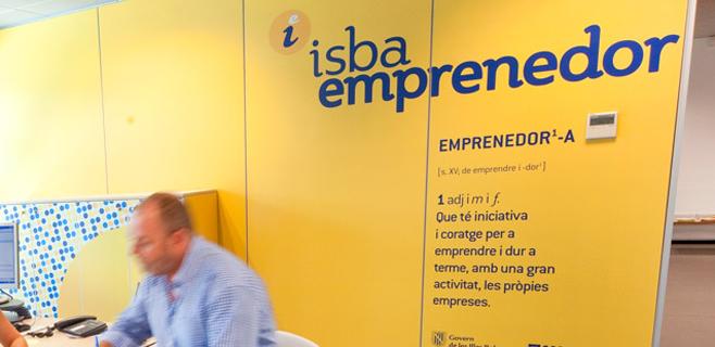 ISBA dobla el crédito a emprendedores con 10,4 millones de € hasta octubre