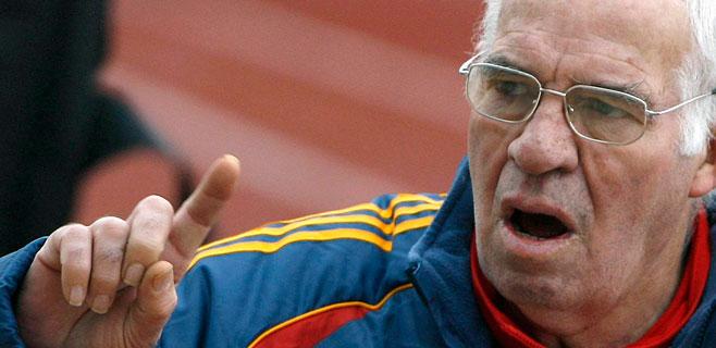 Luis Aragonés se retira