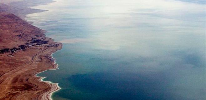 El Mar Muerto podría secarse en 2050