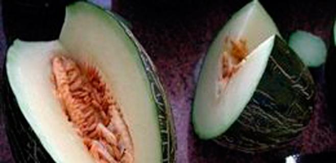 Enfermos de pulmón deben evitar el melón y la manzana