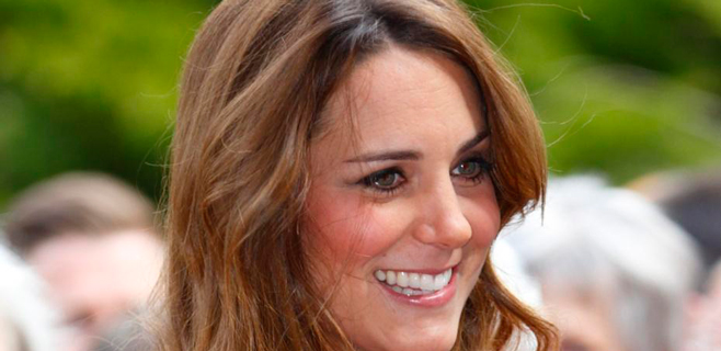 Kate Middleton, elegida icono de la belleza 2013