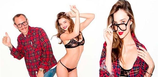 La Miranda Kerr más sexy