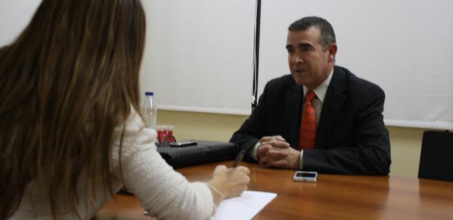 Pedro Delgado, presidente de AMPEB
