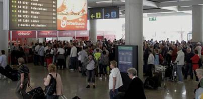 Los aeropuertos de Balears reciben este fin de semana a 212.346 pasajeros