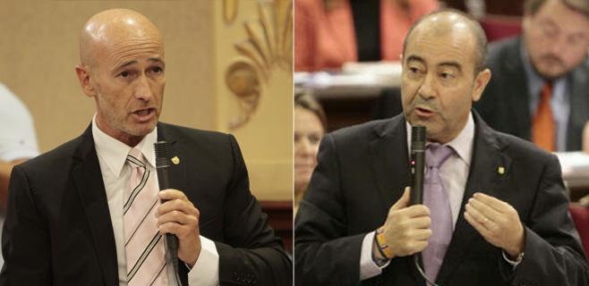 Gómez (PP) y Pastor (PI) se enzarzan