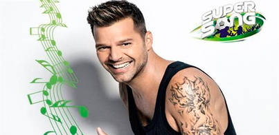 Ricky Martin creará una 'supersong' para el Mundial