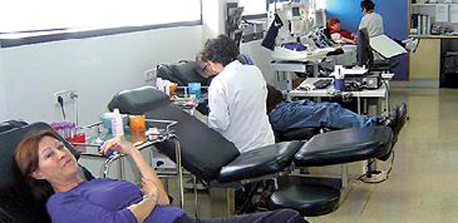 Balears necesita asegurar reservas de sangre durante las fiestas navideñas