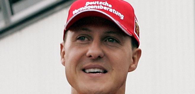 Schumacher despierta del coma