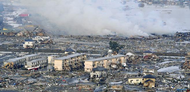 El terremoto de Japón cambió la gravedad terrestre
