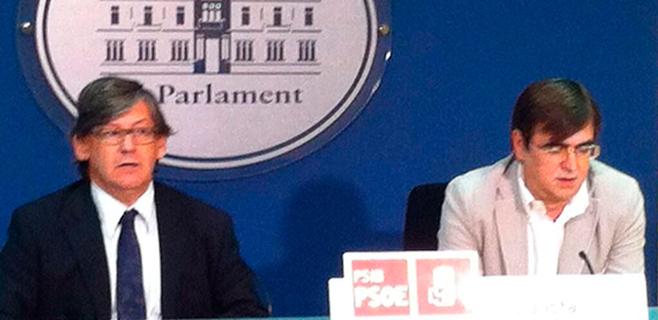 Antich anima a Bauzá a reclamar en los tribunales las inversiones estatutarias