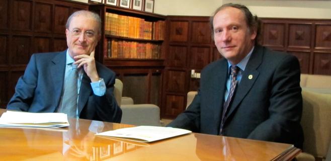 Alumnos de la UNED harán prácticas en órganos judiciales