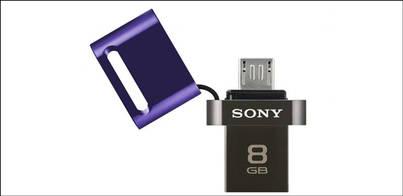 Llegan las memorias USB para smartphones y tablets