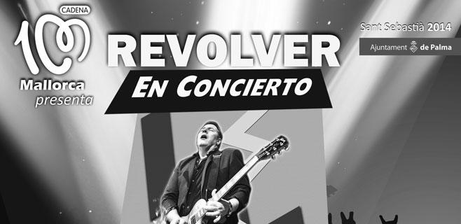 Revolver presenta en Palma su nuevo disco