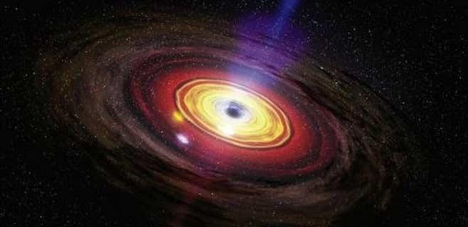 Stephen Hawking asegura que no existen los agujeros negros
