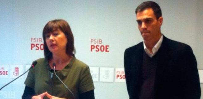 Las primarias del PSIB serán abiertas