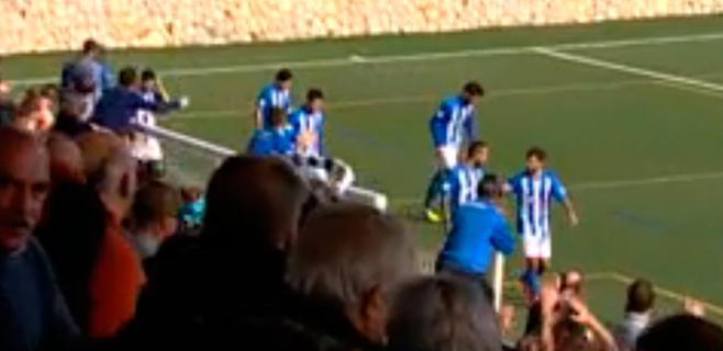 Atlètic Balears, nuevo líder