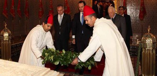 Marruecos devuelve la visita a Bauzá
