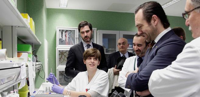 Son Espases abre el Instituto de Investigación Sanitaria