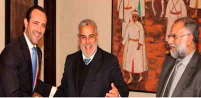 Marruecos le devuelve la visita a Bauzá