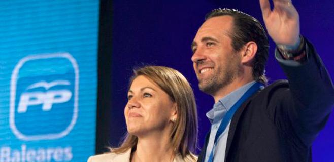 50 delegados del PP, a la gran convención de Valladolid