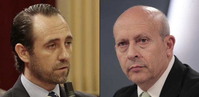 Bauzá y Wert intervendrán sobre educación en la convención del PP