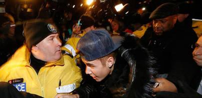 Justin Bieber, detenido de nuevo