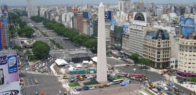 Un diputado propone cambiar la capital de Argentina