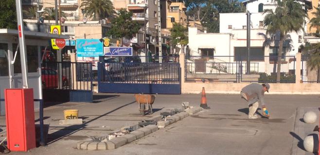 Indignación vecinal ante el inminente pago por aparcar en Calanova