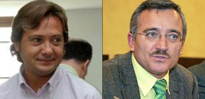 Jorge Campos, candidato a liderar en Balears el partido de Ortega Lara