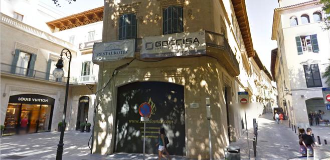 Massimo Dutti abrirá una tienda de tres plantas en Can Alomar del Borne