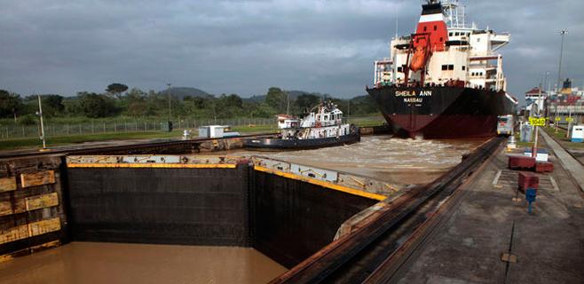 Sacyr se desploma en Bolsa tras parar las obras del canal
