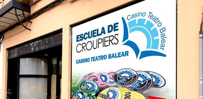 El Casino Teatro Balear busca croupiers