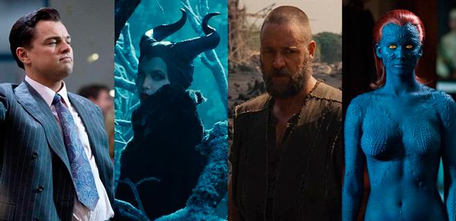 El cine de 2014: X-Men, Jack Ryan, Spider-Man 2 y Godzilla