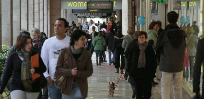 Los comercios de Mallorca cierran el mejor febrero de los últimos 6 años