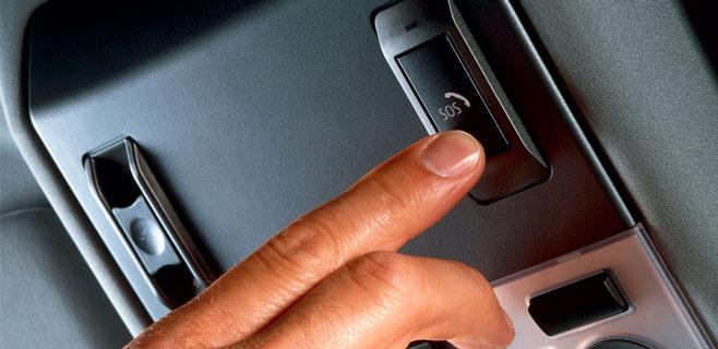 El botón de emergencias en coches será obligatorio