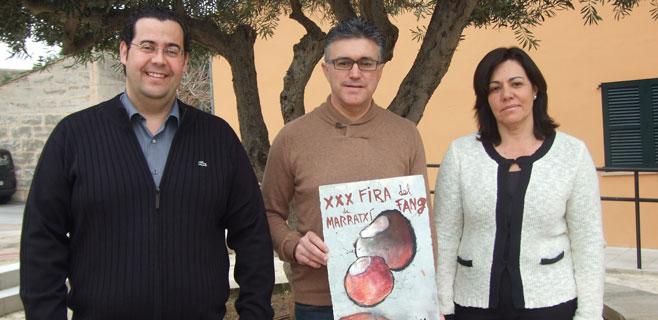 Tomeu Garau gana el concurso del cartel de la Fira del Fang